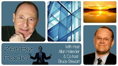 Dave Stewart to Appear On New ZenBiz Radio Show Premiere