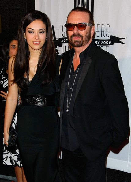 Dave Stewart at The Songwriters Hall Of Fame Ceremony in NY