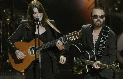 Dave Stewart to perform with Carla Bruni