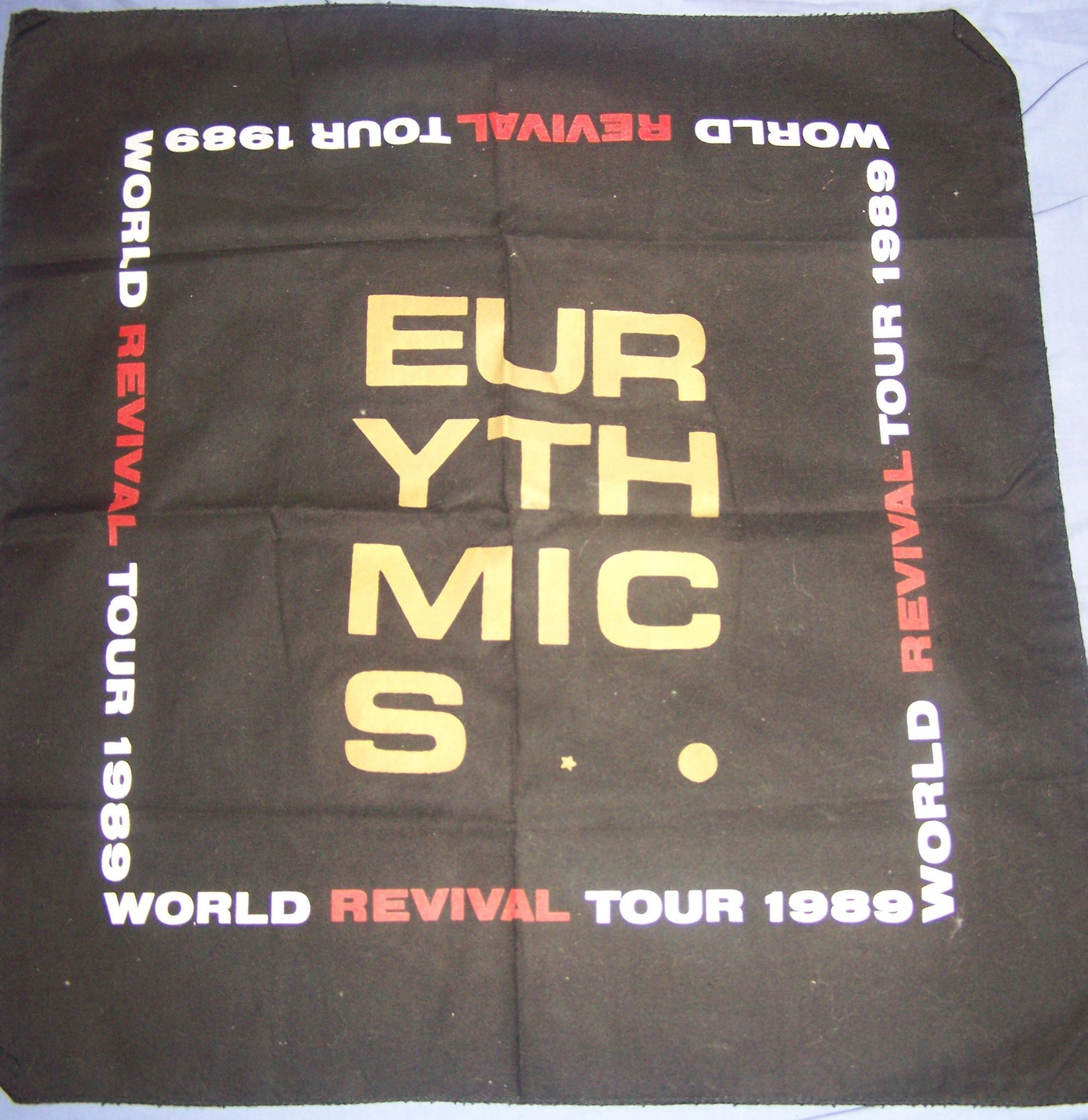 Memorabilia of the week – Revival Bandana