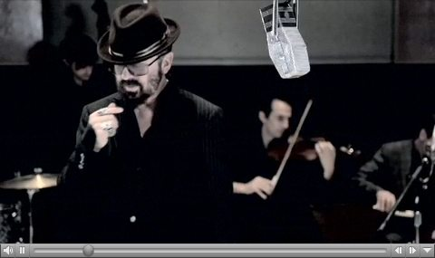 Christmas Is For Lovers – Dave Stewart's new Christmas Video