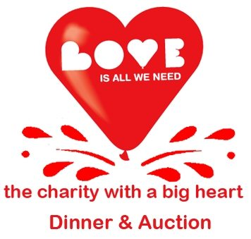 Annie and SING support Love Is All We Need Auction