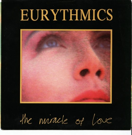 Song Of The Week : Eurythmics The Miracle Of Love