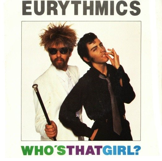 Song Of The Week : Who's That Girl? – Eurythmics