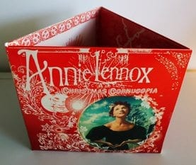 "Annie Lennox – ""A Christmas Cornucopia"" – 3 Editions and 3 Colours"