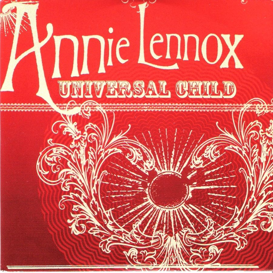 Record Of The Week : Annie Lennox Universal Child UK Promo CD