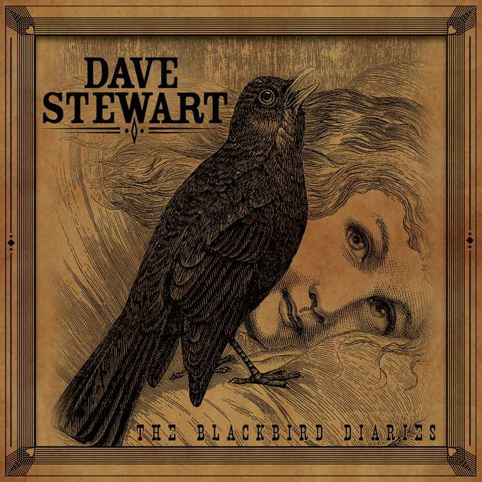 Dave Stewart Talks To ABC Brisbane About The Perils Of Visiting Music Shops