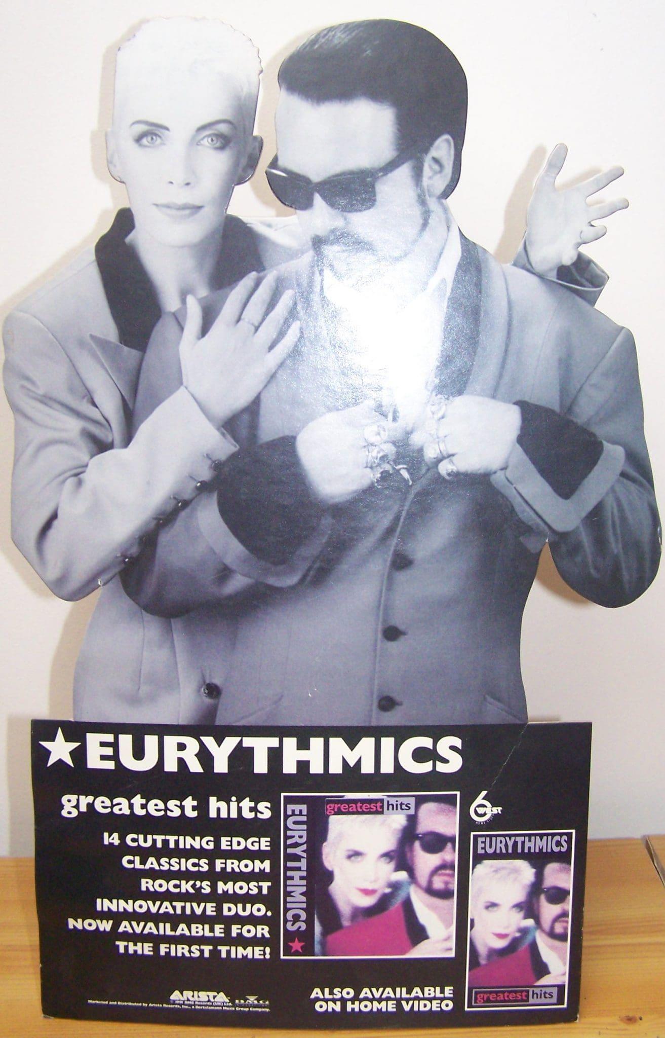 Memorabilia Of The Week: Eurythmics