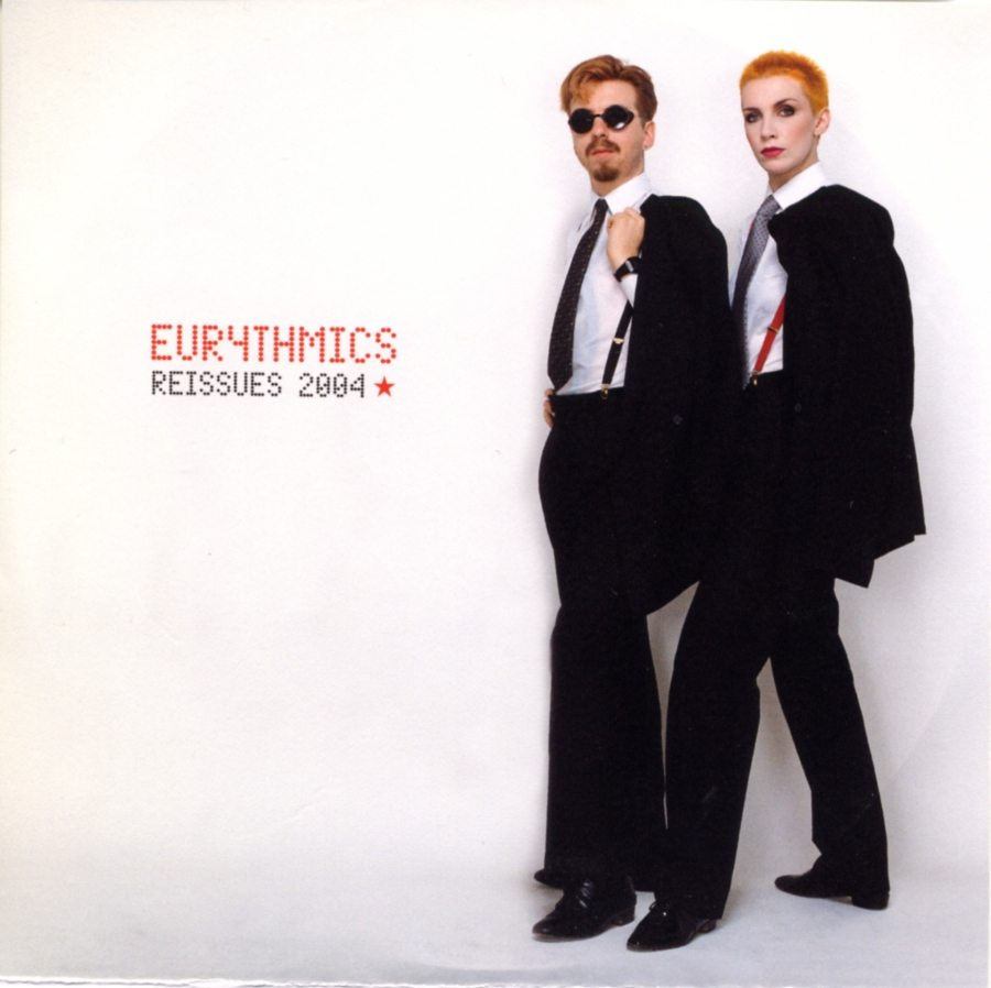 Record Of The Week : Eurythmics Withdrawn Re-Issues Promotional CD
