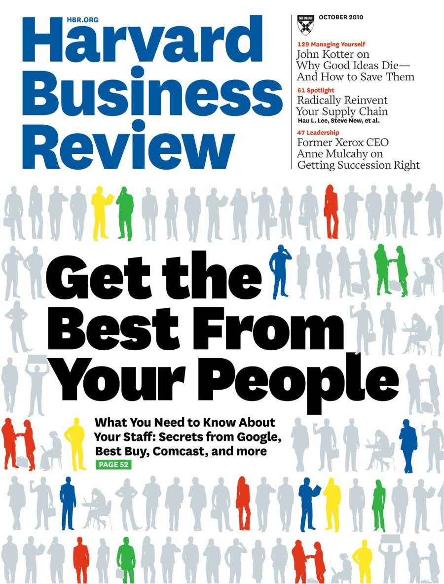 New Interview With Annie Lennox In The Harvard Business Review Magazine