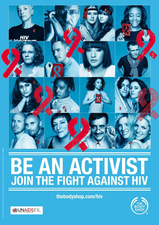 Annie Lennox: Be An Activist
