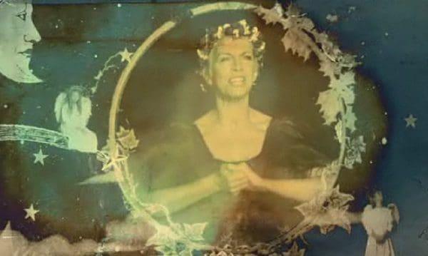 God Rest Ye Merry Gentlemen – The Video Premier from Annie Lennox