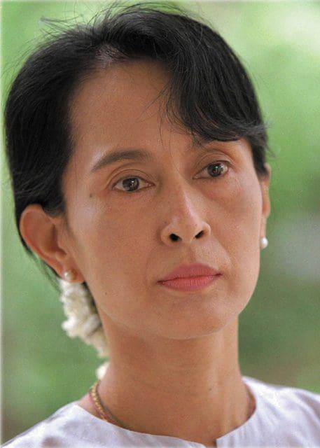 Annie Lennox Welcomes Release Of Aung San Suu Kyi – ITV News