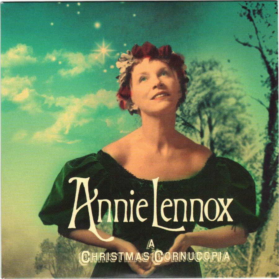 """A Christmas Cornucopia"" By Annie Lennox Makes The Top 100 Albums Of 2010"