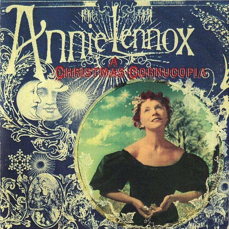 "Record Of The Week: Annie Lennox ""A Christmas Cornucopia"" French Promo CD"