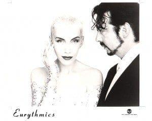 Photo Of The Week: Eurythmics