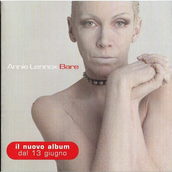 Memorabilia Of The Week: Annie Lennox Italian Bare Promo Booklet