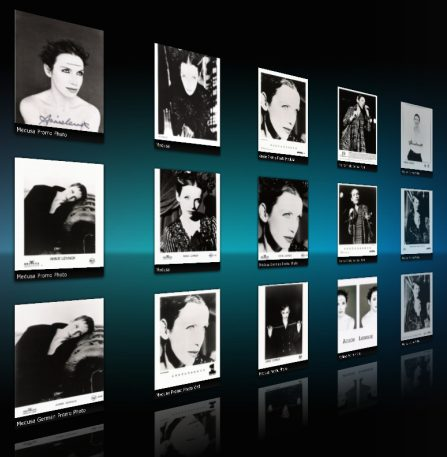 New 3D Viewing Feature In All Of Our Eurythmics Galleries