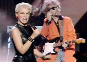 """Song Of The Week: Eurythmics """"Would I Lie To You"""""""