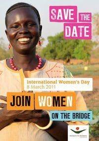 Annie Lennox: Join Me On The Bridge – International Women's Day 2011