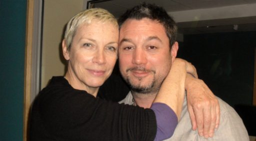 Annie Lennox: Episodes 1 to 6 – Professor Of Sharing Is Caring With Huey Morgan On BBC6 Music