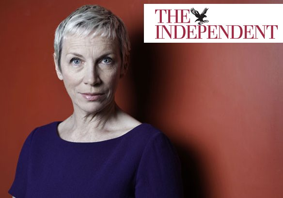 Annie Lennox New Interview: 'Women need to wake up, there's so much to do'
