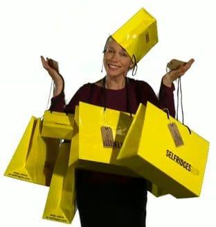 Annie Lennox's Selfridges Hat For The Oxfam Curiosity Shop
