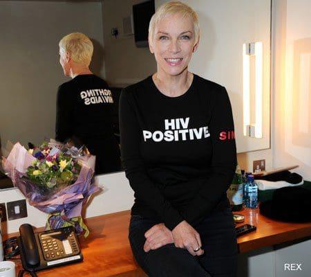 New Interview: Grazia Daily Meets Annie Lennox!