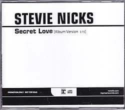 "First US Promo For Stevie Nicks/Dave Stewart Single ""Secret Love"""