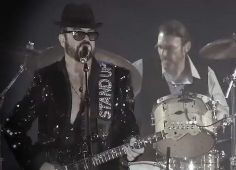 New Dave Stewart Film Trailer For The Fortcoming Blackbird Diaries Album