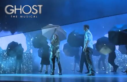 A Good Day For Ghost The Musical – A New Trailer And Great Review