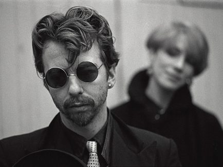 Renowned Photographer Derek Ridgers Writes About Photographing Dave Stewart And Annie Lennox