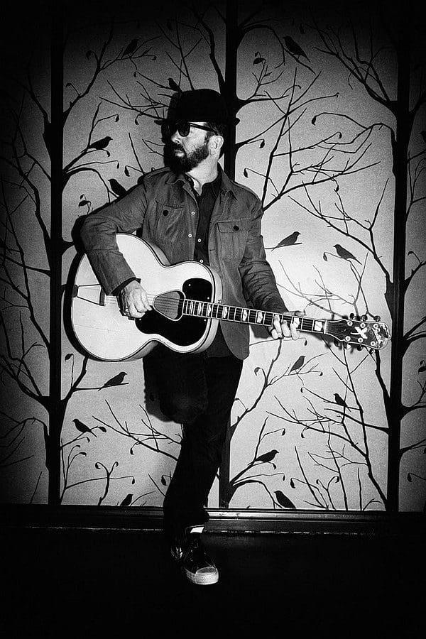 Dave Stewart's Red River Dave Gretsch Guitar