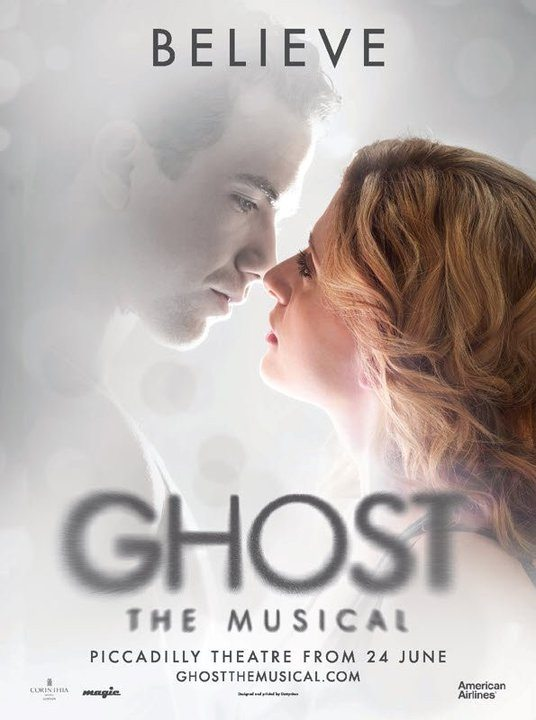 Updates From Ghost The Musical