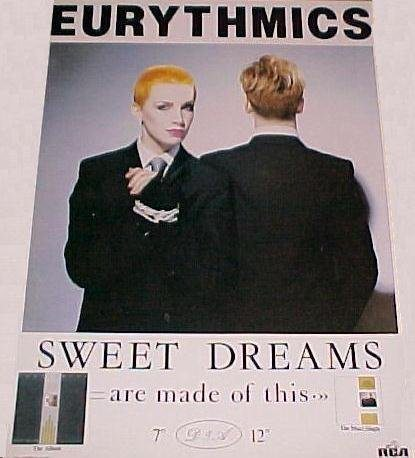 Memorabilia Of The Week: Sweet Dreams Poster