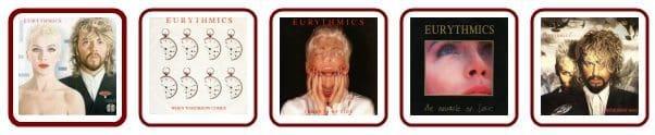 Eurythmics Revenge 25: Day 19 Revenge Album & Singles International Chart History