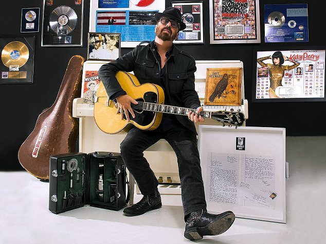 Dave Stewart's Haven – New Feature In The Daily Mail