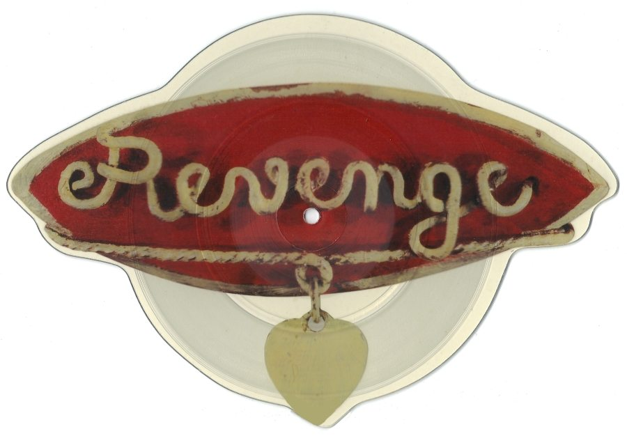 "Eurythmics Revenge 25: Day 7 ""The Miracle Of Love"" Picture Disc"