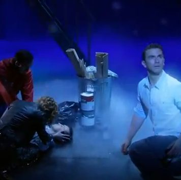 The New Ghost The Musical Trailer With Music From Dave Stewart And Glen Ballard