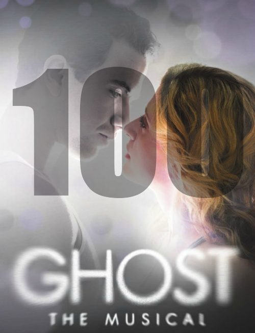 Ghost The Musical Makes It To Show 100