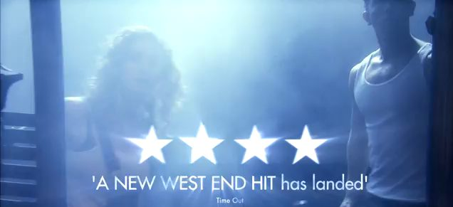 New Ghost The Musical Promotional Trailer – A New West End Hit Has Landed!