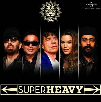 Superheavy With Dave Stewart To Release Second Single Satyameva Jayathe