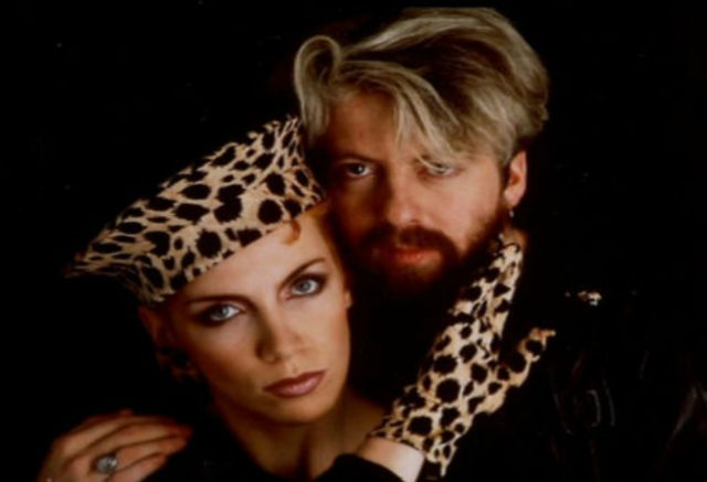 Annie Lennox Talks About The Creative Process Behind The Sweet Dreams Video