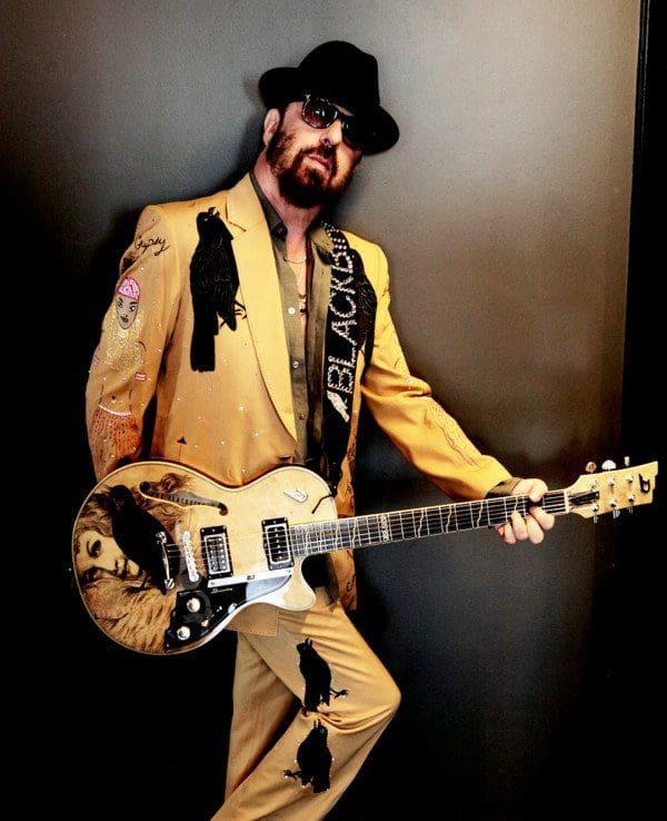 Dave Stewart's New Song For Nashville