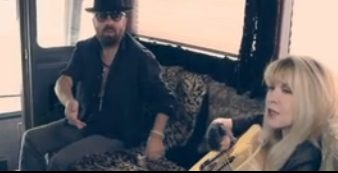 Dave Stewart Featured In Stevie Nicks New Video – For What Its Worth