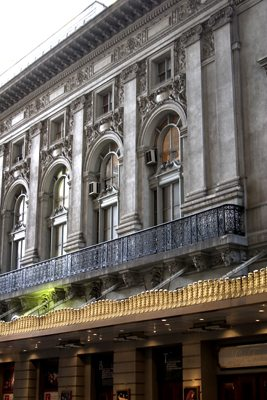 The Lunt-Fontanne Theatre, New York To Welcome Ghost The Musical