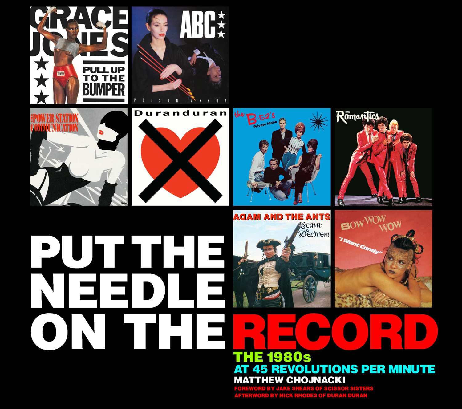 Last Chance To Win Matthew Chojnacki's Book Put The Needle On The Record