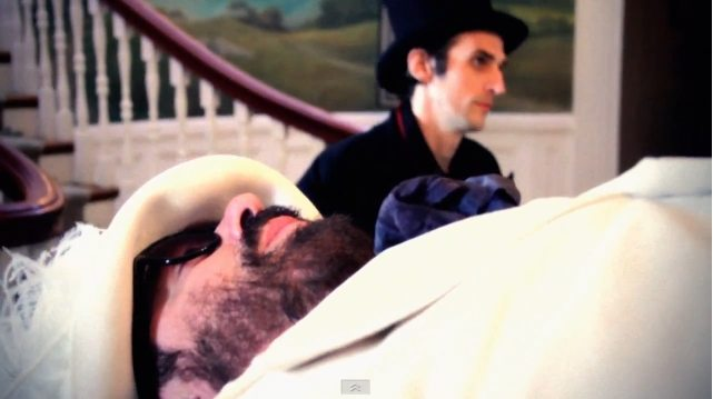 Watch The Latest Dave Stewart And Stevie Nicks Video Moonlight (A Vampire's Dream)