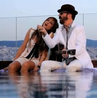 Dave Stewart And Anna Vissi Leap Of Faith Video, Behind The Scenes And Lyrics