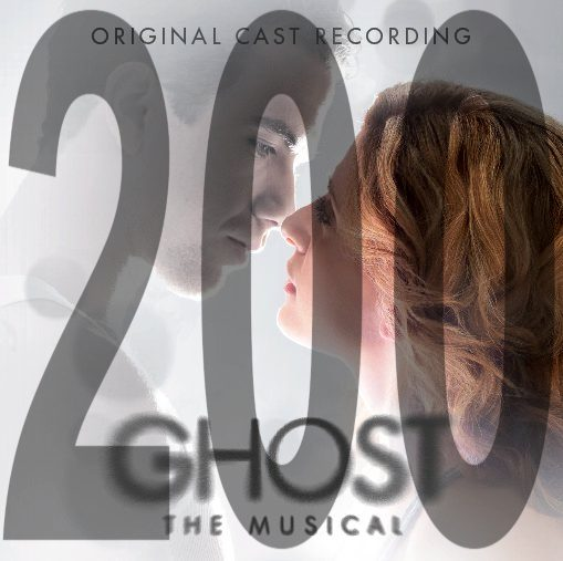 Congratulations To The Cast Of Ghost The Musical @Ghostlondon For Your 200th Show Today